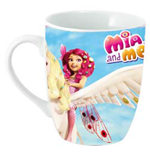 Mia And Me - Tazza Ovale Mia In Volo Con Onchao