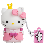 Hello Kitty - Hk Princess - Chiavetta USB 8GB