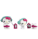 Hello Kitty - Hk Dj - Chiavetta USB 8GB