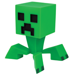 Minecraft - Creeper - Personaggio In Plastica 15 Cm
