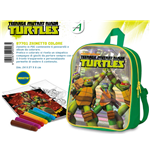 Teenage Mutant Ninja Turtles - Zainetto Colore