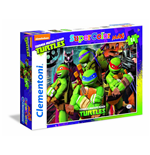 Teenage Mutant Ninja Turtles - Puzzle Maxi 24 Pz - Non Fare Arrabbiare Un Ninja