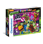 Teenage Mutant Ninja Turtles - Puzzle Maxi 104 Pz - Ninja Power!