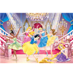 Principesse Disney - Puzzle Double-Face Plus 250 Pz