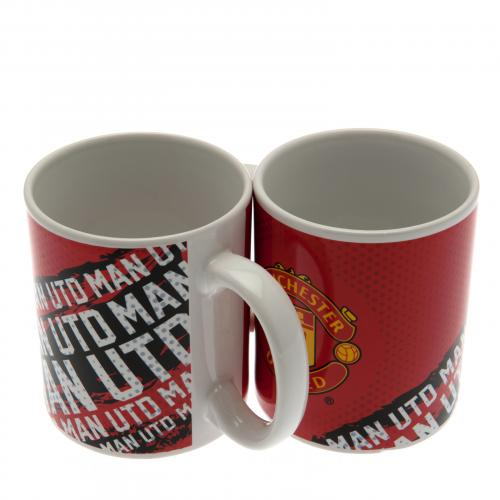 Tazza Manchester United