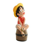 Plastoy 80035 - One Piece - Salvadanaio Luffy