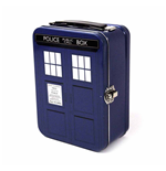 Dr Who - 50th Tardis (Valigetta Metallo)