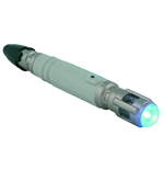 Dr Who 10th Dr Sonic Screwdriver Flashlight