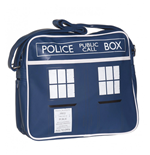 Dr Who 50th - 50th Tardis (Borsa Messenger Retro)