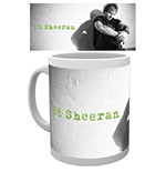 Tazza Ed Sheeran - Green