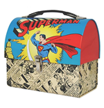 Valigetta Metallo Domed Superman - Superman