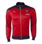 Giacca Arsenal 2015-2016 (Rosso)