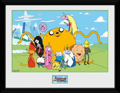 Stampa Adventure Time 143551