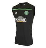 T-shirt / Maglietta Celtic Football Club 2015-2016 (Nero)