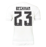 Maglia Real Madrid 2015-16 Home (Beckham 23)