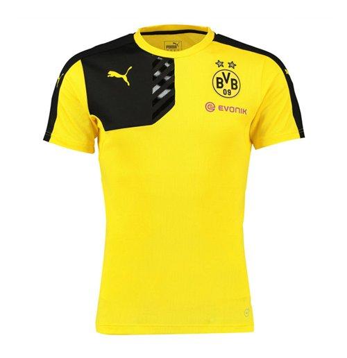 Maglia allenamento Borussia Dortmund 2015-2016 Puma