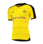Maglia Borussia Dortmund 2015-2016 Puma Authentic Home