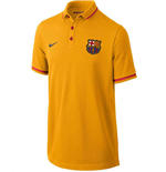Polo Barcellona 2015-2016 Nike Authentic da bambino