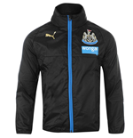 Giacca Newcastle United 2015-2016 (Nero)