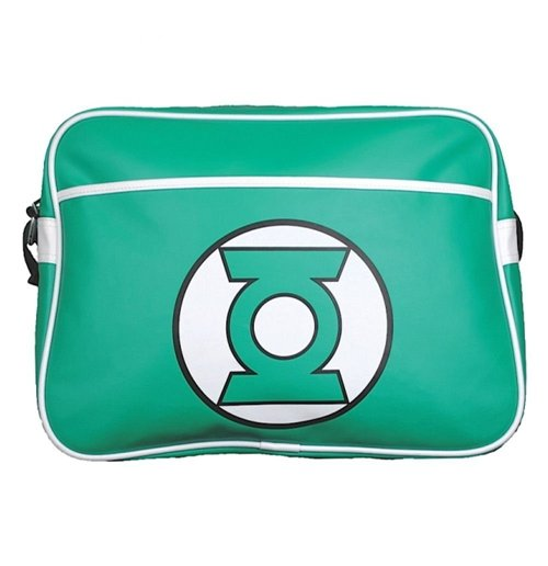 Justice League - Green Lantern (Borsa Retro)