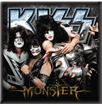 Kiss - Monster (Magnete Metallo)