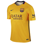 Maglia Barcellona 2015-2016 Authentic Away Nike