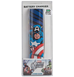 Marvel - Power Bank Capitan America (2600 mAh)