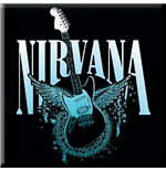 Nirvana - Jagstang Wings (Magnete Metallo)