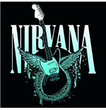 Nirvana - Jag Stang Wings (Sottobicchiere)