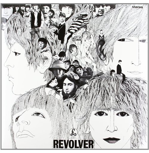 Vinile Beatles (The) - Revolver