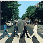 Beatles (The) - Abbey Road (Targa Acciao da Muro)