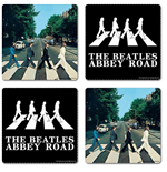 Beatles (The) - Abbey Road Set Of 4 (Set Sottobicchieri)