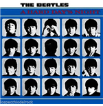 Beatles (The) - Hard Days Night (Targa Acciao da Muro)