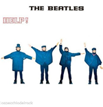 Beatles (The) - Help (Targa Acciao da Muro)