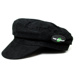 Beatles (The) - Moleskin Hat Black With Badge: Help : Small (Cappello)