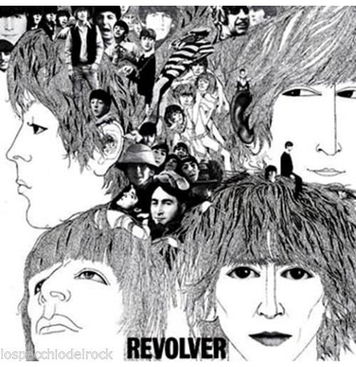 Beatles (The) - Revolver (Targa Acciao da Muro)