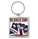 Beatles (The) - The Beatles Story (Portachiavi Metallo)