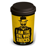 Breaking Bad - I Am The One Who Knocks (Tazza da Viaggio)