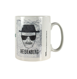Breaking Bad - Heisenberg Wanted (Tazza)