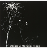 Vinile Darkthrone - Under A Funeral Moon