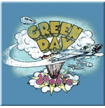 Magnete Metallo Green Day - Dookie