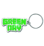 Green Day - Band Logo (Portachiavi Metallo)
