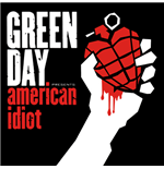 Green Day - American Idiot (Magnete Metallo)