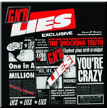 Guns N' Roses - Lies (Magnete Metallo)