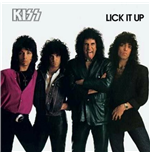Vinile Kiss - Lick It Up