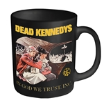 Tazza Dead Kennedys IN GOD WE TRUST