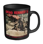Tazza Dead Kennedys CONVENIENCE OR DEATH