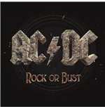 "Vinile Ac/Dc - Rock Or Bust (12""+Cd)"