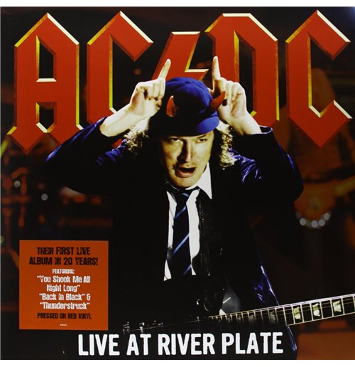 Vinile Ac/Dc - Live At River Plate (3 Lp)
