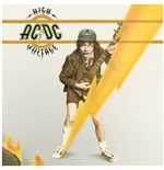 Vinile Ac/Dc - High Voltage